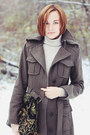Guess-boots-wool-uniqlo-dress-military-pepe-jeans-coat-asos-bag