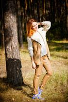 Chicwish sweater - Choies pants