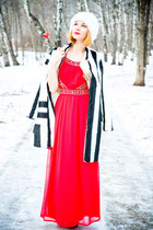 Zarina dress - asos coat
