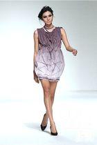 purple - purple alodia cecilla dress