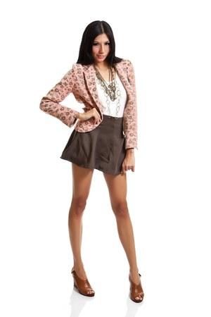 dark brown Paperbag Vintage httppaperbagvintagemultiplycom skirt