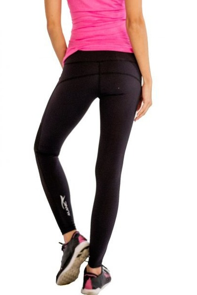 Gym Clothes Leggings | u0026quot;Comfy Fitness Black Leggings For Womenu0026quot; by gymclothes | Chictopia