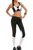 Gym Clothes leggings - bra