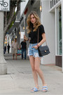 Black-team-slimane-lpd-ny-shirt-black-vintage-chanel-bag
