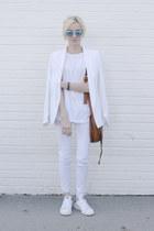 White Suit +  Polette Giveaway