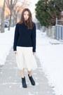 Rag-and-bone-shoes-babaton-sweater-babaton-skirt