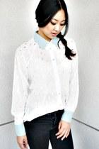 Mono-b-blouse