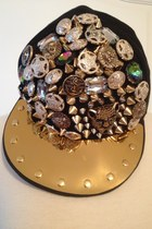 Kpop Studded hat