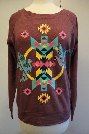 Bear Dance sweatshirt