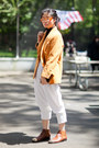 Urban-outfitters-boots-vintage-escada-blazer-issey-miyake-shirt