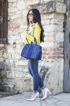 kaylin Sole Society bag - skinny jegging Levis jeans