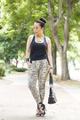 Black-oliviajoy-bag-olive-green-evleo-leggings