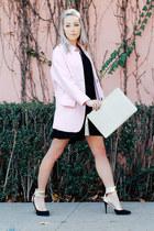 light pink coat GoodNight Macaroon coat