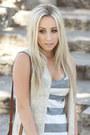Heather-gray-maxi-dress-forever-21-dress-brown-crossbody-michael-kors-bag