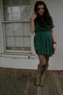 Forever-21-dress-target-boots-urban-outfitters-bracelet-vintage-bracelet