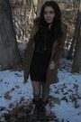 Forever-21-shirt-forever-21-skirt-ebay-boots
