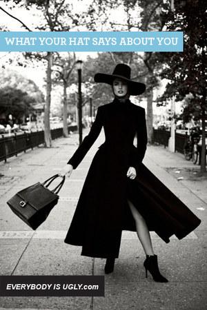 black hat
