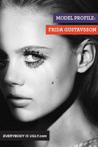 Model Profile: Frida Gustavsson