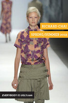 Richard Chai Spring/Summer 2012