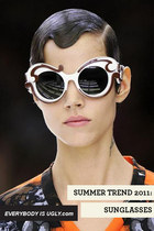 Summer Trend 2011: Sunglasses