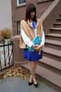 Blue-h-m-dress-white-ben-sherman-sweater-sky-blue-luha-boutique-bag