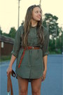 Dna-boots-gina-tricot-shirt-vintage-belt