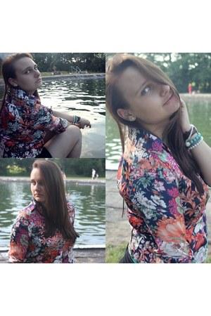 bluse blouse