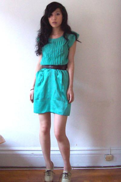 green Development dress - beige Dolce Vita shoes