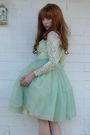 Green-vintage-dress