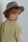 Green-my-loved-one-blouse-green-my-loved-one-shorts-gray-vintage-hat
