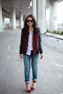 Boyfriend-true-religion-jeans-varsity-forever-21-jacket