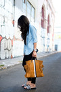 Tote-clare-vivier-bag-lace-nordstrom-top-street-style-adidas-sandals
