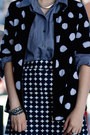 Black-polka-dot-coldwater-creek-sweater-off-white-stetson-usa-hat