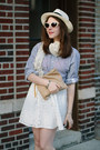 White-sugarlips-apparel-skirt-off-white-panama-jcrew-hat