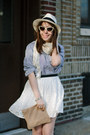 White-sugarlips-apparel-skirt-off-white-panama-jcrew-hat