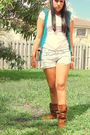 Vest-express-shorts-steve-madden-shoes-annie-sez-purse