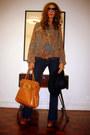C-a-blazer-h-m-jeans-h-m-hat-aridza-bross-bag-c-a-blouse-asos-heels