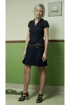 Old Navy dress - Old Navy belt - Steve Madden shoes