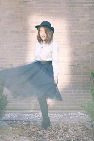 sammydress skirt - black tights VeryHoney tights