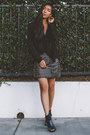 Shellys-london-boots-nicole-miller-skirt-gentle-fawn-top