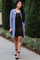 Kelly Wearstler coat - Ella Moss dress
