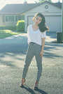 Ivory-knit-crop-crossroads-trading-top-navy-cigarette-forever-21-pants