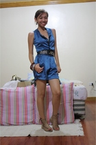 Glitterati dress - Glitterati belt - accessories - accessories - tonic shoes