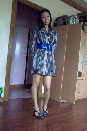 dress - shoes - belt