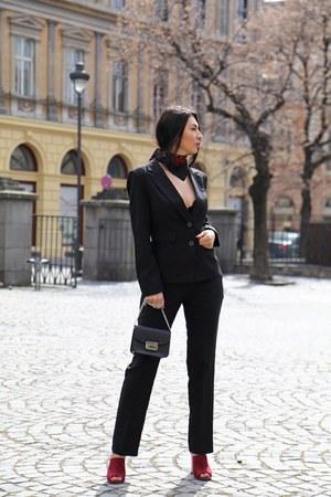 BonPrix suit - BonPrix shoes