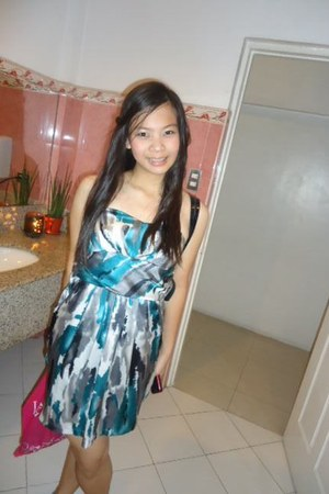 soft mags dress