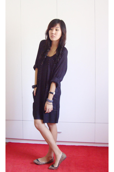 black dresses light brown zara shoes quot haunted quot by