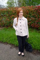beige H&M jacket