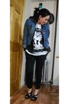 kensiegirl pants - Sample shirt - seychelles shoes