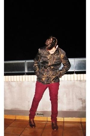 Zara jacket - H&M jeans - pull&bear shoes - Ralph Lauren shirt